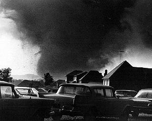 Tornado Terror in Oklahoma
