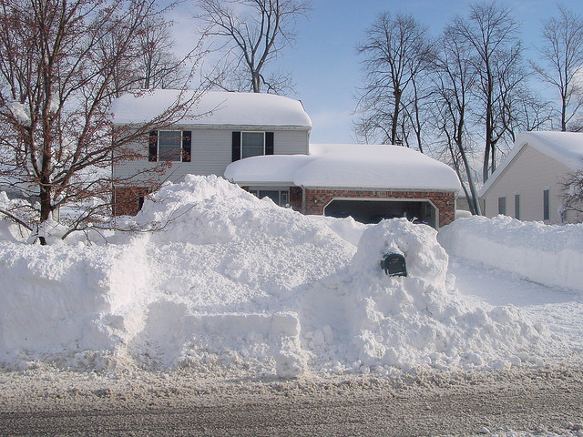When Snowmageddon Comes, Be At Home
