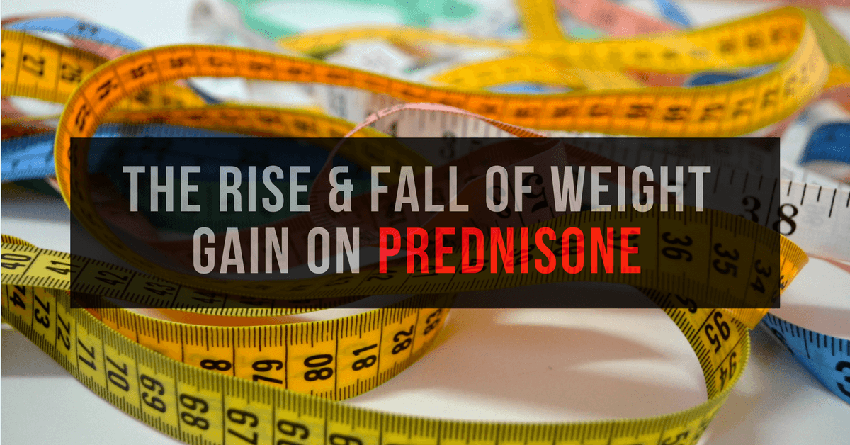 The Rise & Fall of Weight Gain On Prednisone