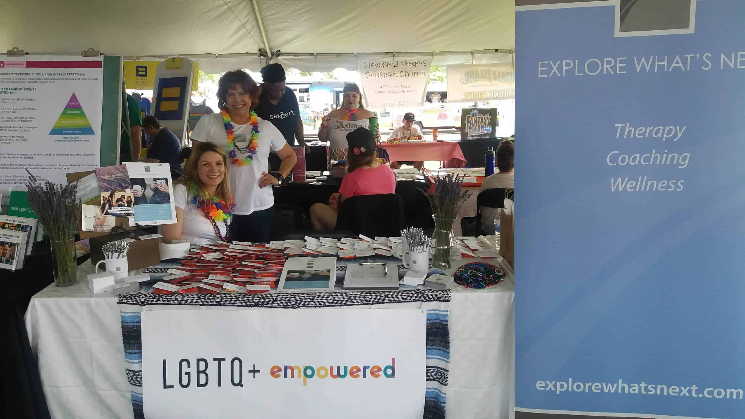 LGBTQ+ empowered Buffalo Pride Festival