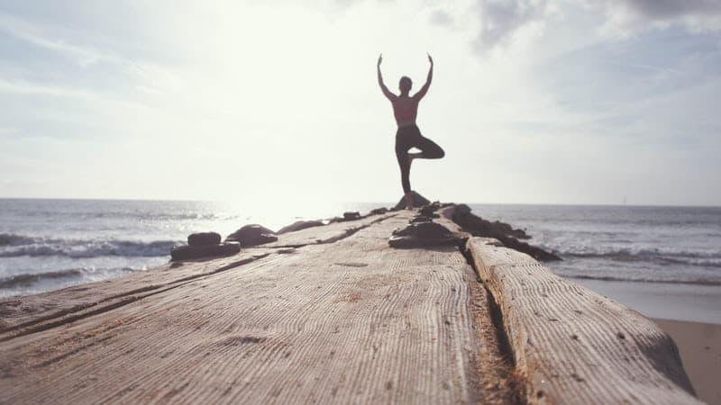Mindful Movement Yoga Man