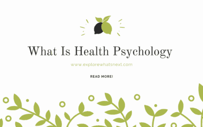 What is Health Psychology?