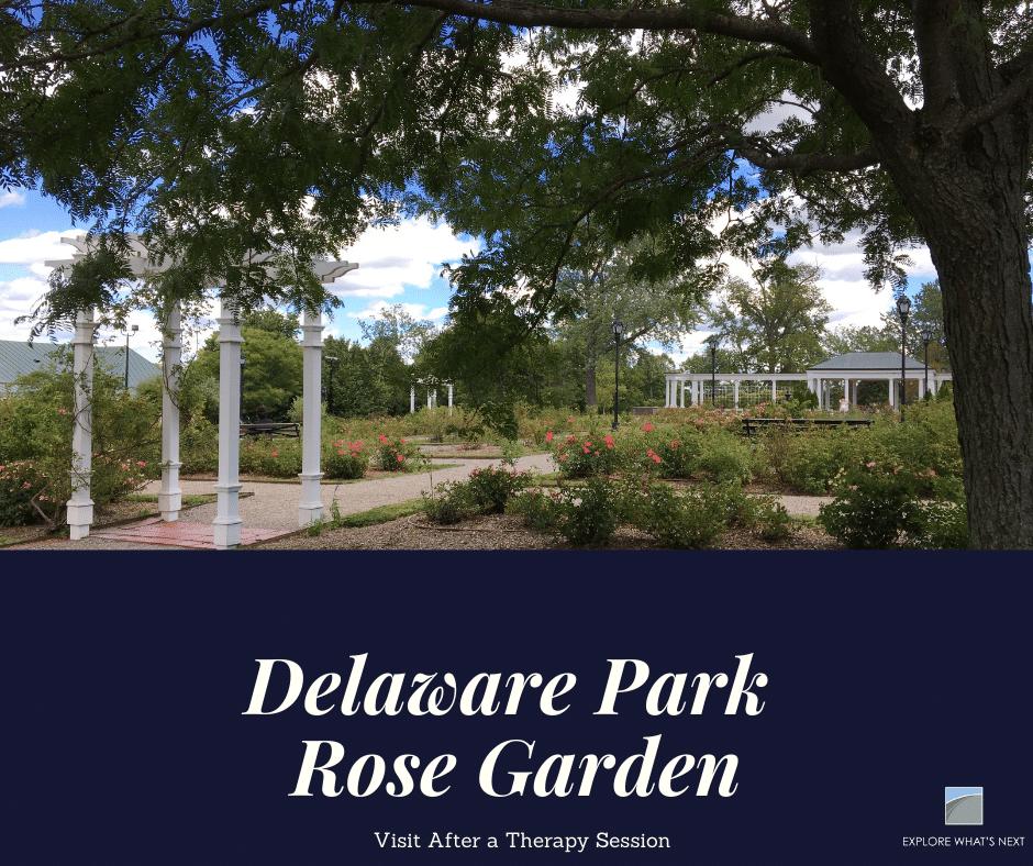 Photo of Deleware Park Rose Garden