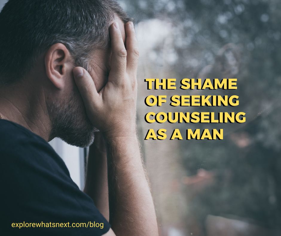 The Shame of Seeking Counseling as a Man